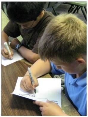 Portland PowerTales- Book Illustration Art Class