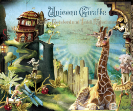 Unicorn Giraffe-Coverw